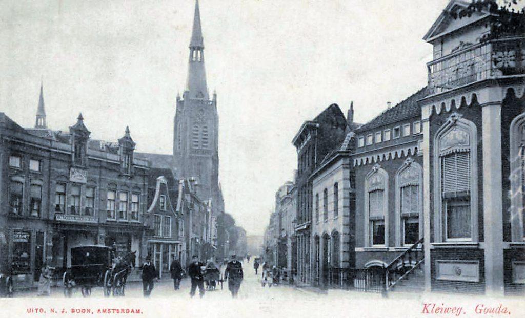 Deze afbeelding heeft een leeg alt-attribuut; de bestandsnaam is Gouda-Kleiweg-1903--1024x621.jpg
