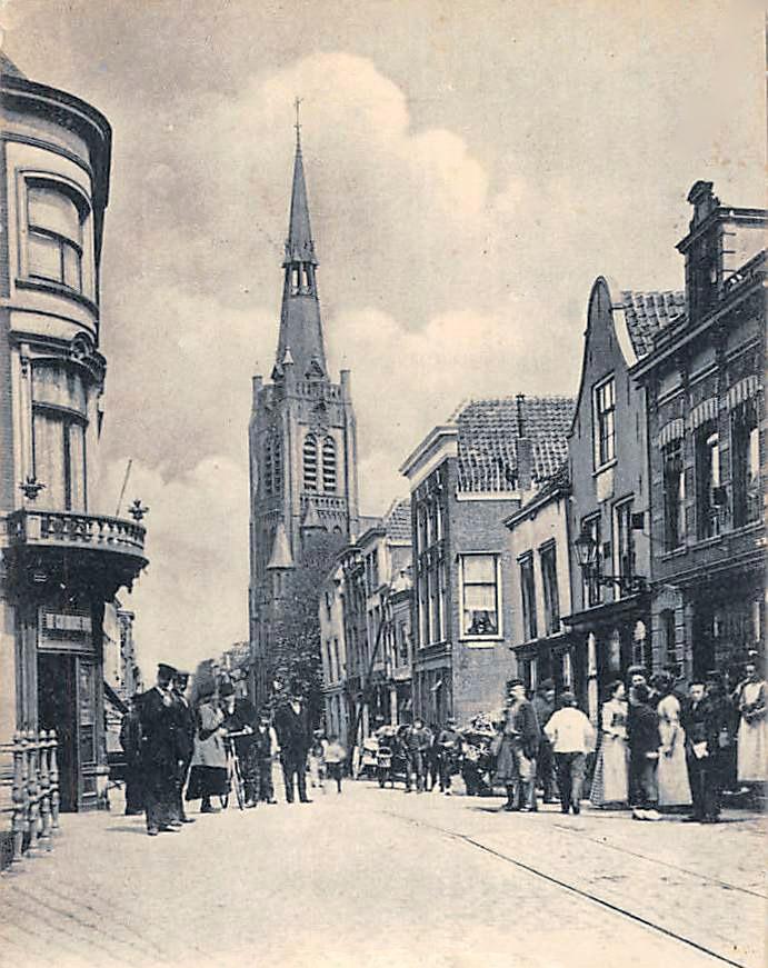 Deze afbeelding heeft een leeg alt-attribuut; de bestandsnaam is Gouda-Kleiweg-1905-.jpg